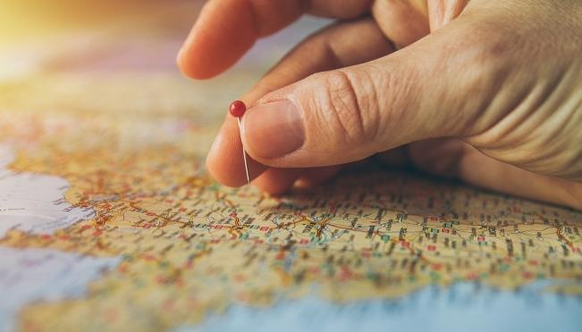Жители Марий Эл в октябре напишут Географический диктант