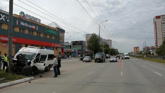 Женщина, пострадавшая в ДТП с маршруткой, умерла в больнице