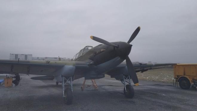 Легендарный штурмовик Ил-2 примет участие в Параде памяти в Самаре
