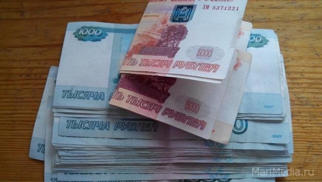 Средняя зарплата россиян не превышает 35 тысяч рублей