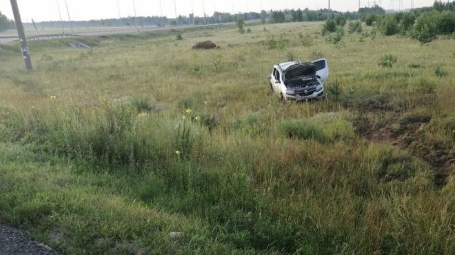 Пьяный водитель на угнанной иномарке не смог уйти от инспекторов ДПС