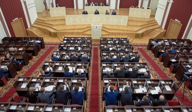 Сергей Мартынов сменил на посту сенатора от Марий Эл Наталию Дементьеву