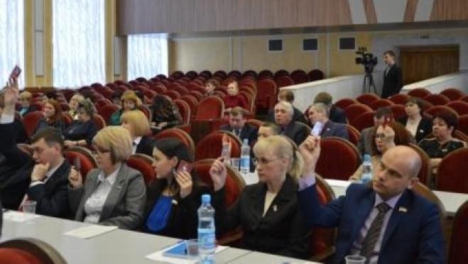 Депутаты Горсобрания на IV сессии рассмотрели 27 вопросов