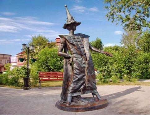 Гурман: российский памятник шоколаду