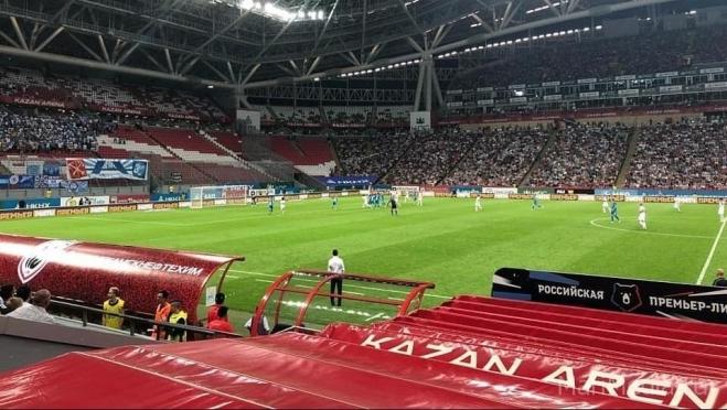 На проведение финала Лиги Европы в 2023 году претендует Казань