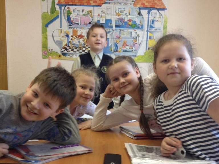 Английский с ЮНИСКУЛ - это интересные и результативные занятия под руководством грамотных педагогов!