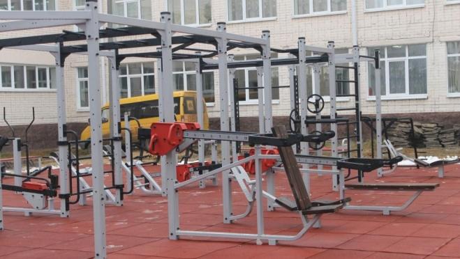 Площадки ГТО оборудуют в трёх районах Марий Эл