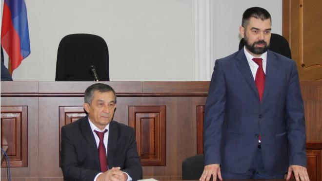 Судьи Республики Марий Эл получили служебные удостоверения