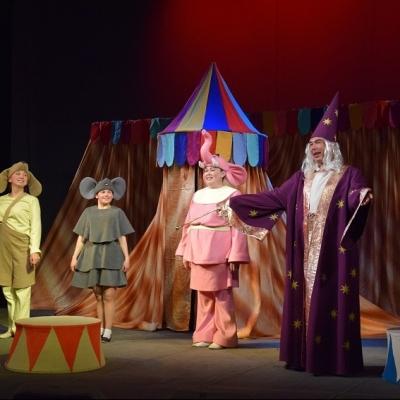 Театр розового слона