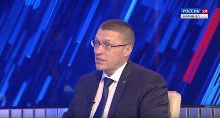 Россия 24. Интервью 18 06 2019