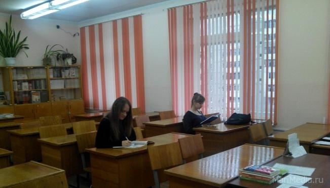 Школьники Марий Эл пишут Всероссийские проверочные работы