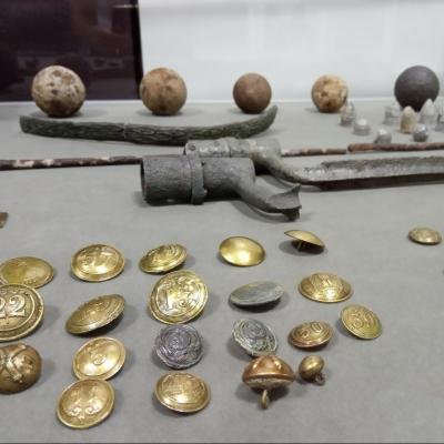 По следам Крымской войны 1853–1856 гг