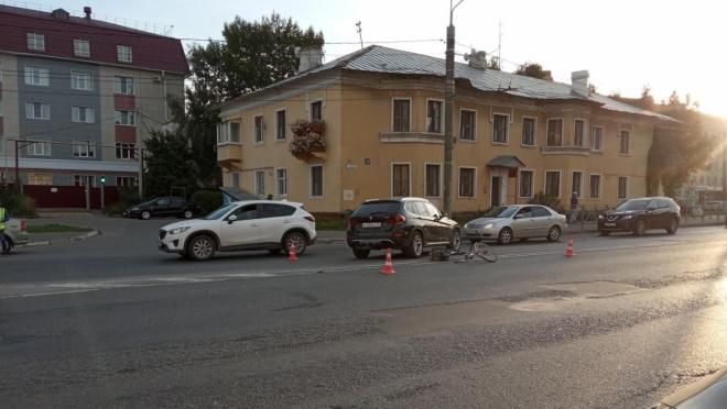 ГИБДД разбирается в деталях ДТП с участием пенсионера-велосипедиста