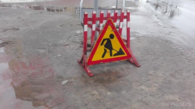 В Йошкар-Оле будет ограничено движение по бульвару Победы