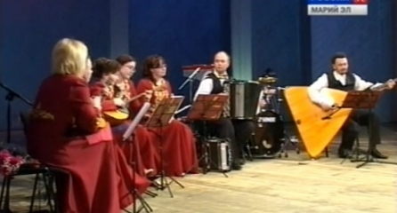 «Музыкальный калейдоскоп» –  Концерт оркестра «Марий Кундем»