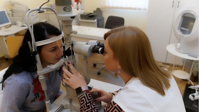 В поликлиниках Марий Эл появилось новое офтальмологическое оборудование