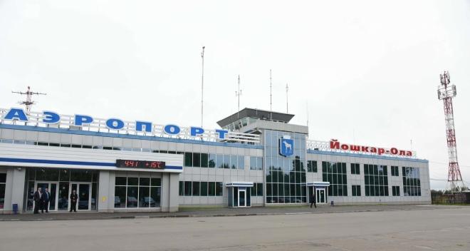 Более 6,5 тысячи пассажиров обслужил в 2019 году аэропорт Йошкар-Олы