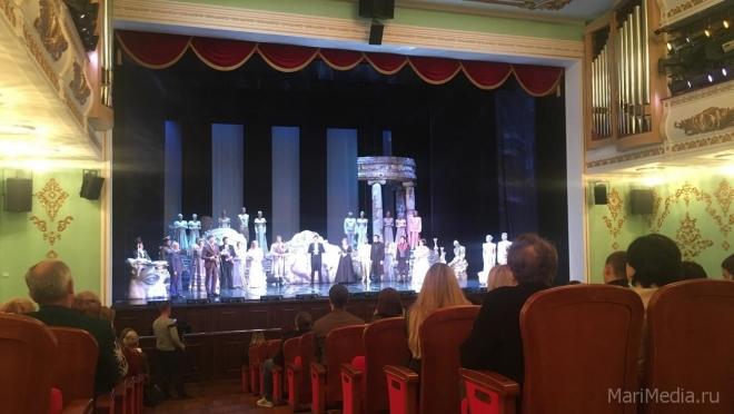 Фестиваль оперного искусства в Йошкар-Оле открылся с участием звёзд Мариинки