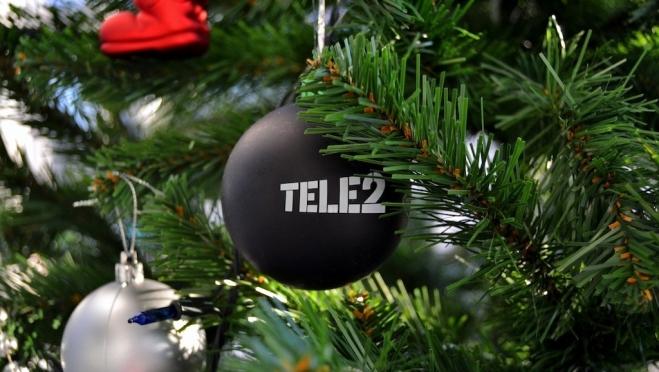 Tele2 подготовила сеть к новогодним праздникам