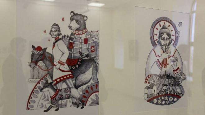 Йошкаролинцев приглашают посетить «Культурные диалоги художника и дизайнера»
