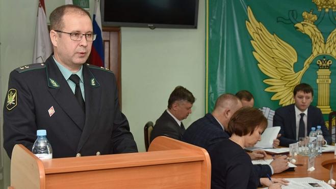 Полмиллиарда рублей смогли вернуть в 2019 году приставы Марий Эл в казну