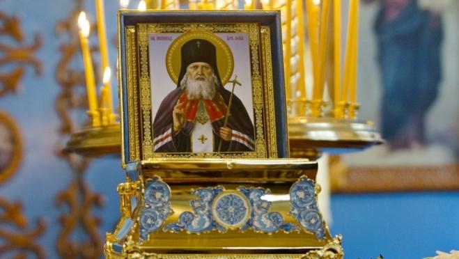 Йошкаролинцы могут поклониться мощам святителя Луки Крымского