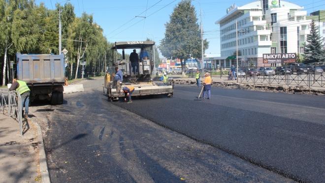 Движение по улице К. Маркса ограничено — ремонт