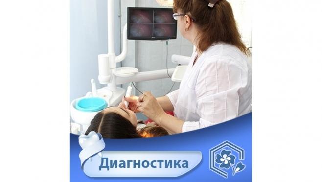 Диагностика с помощью интраоральной видеокамеры