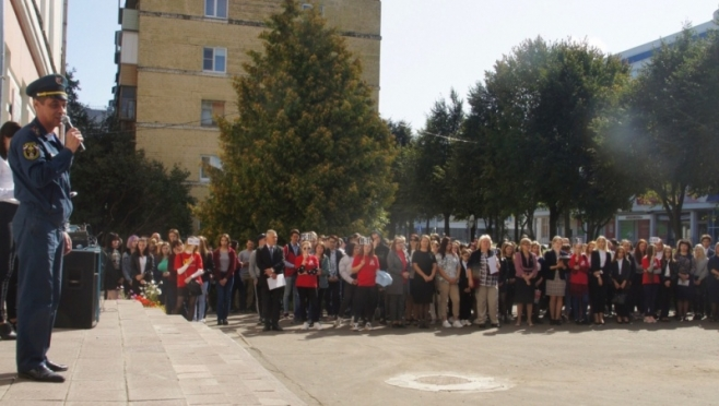 В Йошкар-Олинском технологическом колледже открылась специальность «Защита в ЧС»
