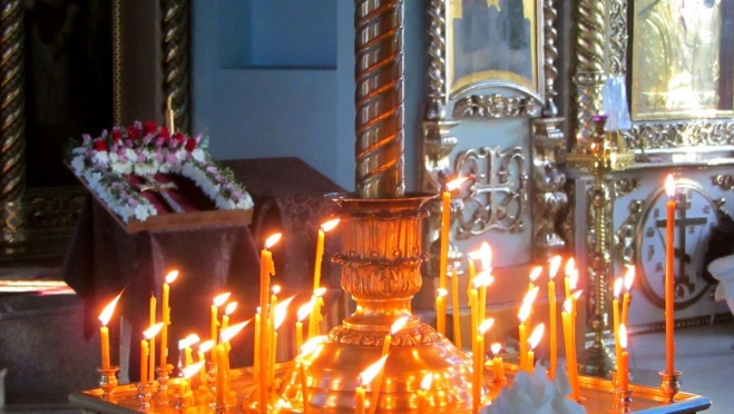 В Марий Эл в преддверии Пасхи пожарные проверили все храмы и церкви