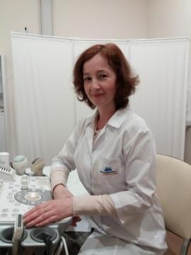Пахмутова Наталья Анатольевна врач функциональной диагностики