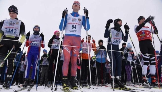 В феврале в Марий Эл пройдет ежегодная «Лыжня России»
