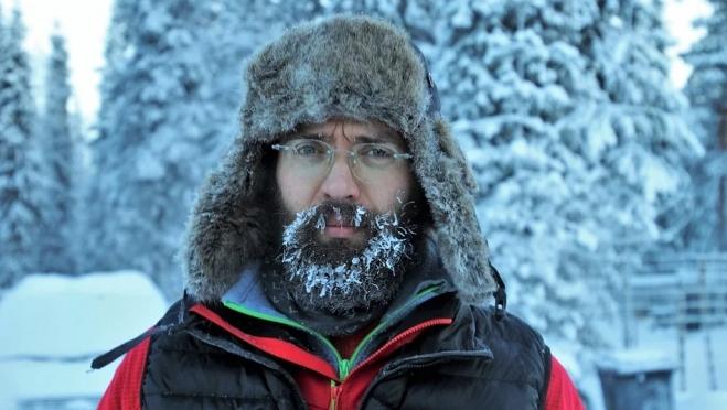 В сезон простуд мужчинам Марий Эл рекомендуют расстаться с усами и бородой