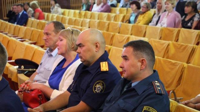 В Августовском форуме педагогов участвовали следователи