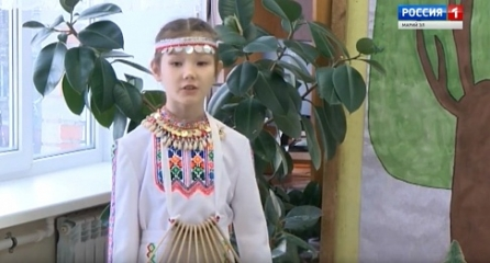 Детская передача «Шонанпыл» 18 03 2019