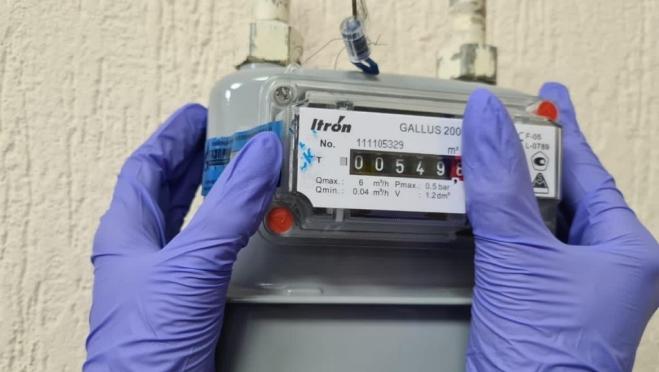 Потребителям газа напомнили о  поверке счётчиков в 1 квартале