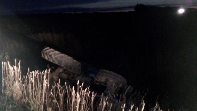 В выходные в Марий Эл в ДТП попал нетрезвый тракторист