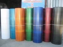 Цветной поликарбонат 4 /6 /8 /10мм, с нарезкой от 1 пог.метра, и все комплектующие.