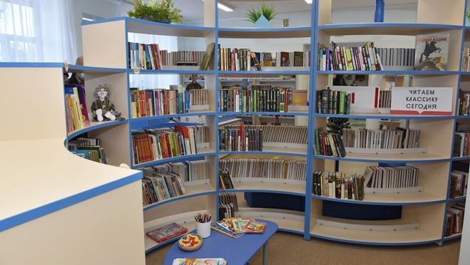 В 2022 году в Марий Эл появятся ещё две модельные библиотеки
