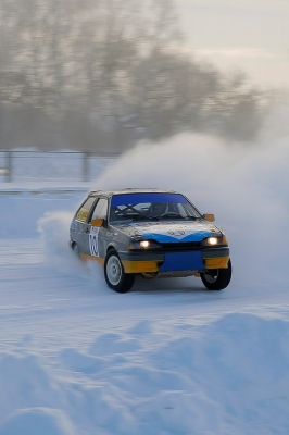 Чемпионат Республики Марий Эл по зимним трековым гонкам